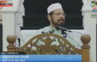 19/9/2017 – Maghrib, YBhg. Maulana Asri Yusoff, Syarah Kitab Sunan Abu Daud