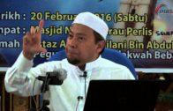 20-02-2016 Ustaz Ahmad Jailani: Bagaimana Sikap Orientalis Menimbulkan Keraguan Terhadap Sunnah