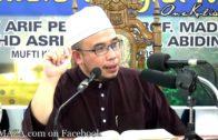20150526-DR ASRI-Hadith No 5_BIDAAH2 DLM AGAMA