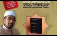 20160730-DR ROZAIMI-Solat Yg Berdalil