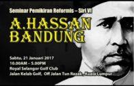 20170121-SS Dato Dr Asri-Seminar Pemikiran Reformis Siri VI A.Hasan Bandung