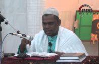 21-01-2016 Ustaz Halim Hassan: Hukum Mengqasarkan Solat Di Belakang Imam Tamam
