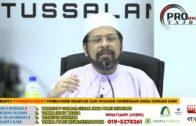 21-01-2017 Maulana Asri Yusoff: Syarah Sahih Al-Bukhari