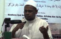 22-07-2014 Ustaz Halim Hassan: Bidaah Haqiiqiyyah & Idhaafiyyah