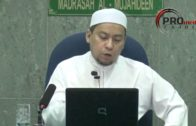 22-08-2015 Ustaz Ahmad Jailani: Hukum Solat Jenazah Ke Atas Perasuah