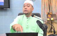 25-01-2015 Ustaz Ahmad Jailani: Hukum Menggunakan Bekas