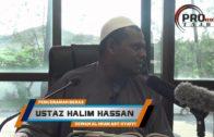 25-06-2016 Ustaz Halim Hassan: Bab Puasa | Siri 10