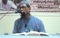26-03-2016 Maulana Fakhrurrazi: Tafsir Surah An-Nazia't_Ayat 13-20