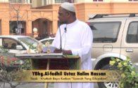 """26-10-2012 USTAZ HALIM HASSAN Tajuk : Khutbah Raya Korban """" Sunnah Yang Ditinggalkan """""""