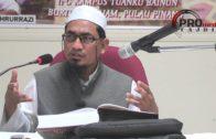 27-06-2015 Maulana Fakhrurrazi: Air Itu Suci & Menyucikan | Bulughul Maram