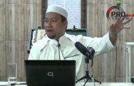 27-11-2015 Ustaz Ahmad Jailani: Kepentingan Ilmu