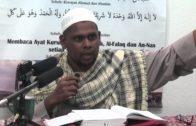 29-09-2014 Ustaz Halim Hassan: Prinsip ASWJ Dalam Menggunakan Dalil