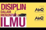 30-10-2016 Disiplin Dalam Menuntut Ilmu || Dr Rozaimi Ramlee