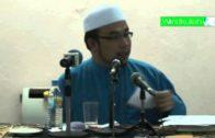 DR ASRI-Hukum Kenduri Khatan