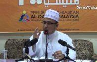 DR ASRI-Senggugut Kerana Syaitan Cakar …..?