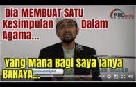 Dr. Rozaimi JELASKAN Kenapa DISKUSI Dgn Syeikh Nuruddin MACAM TAK JADI…