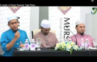 Forum : Polemik Hadis & Kisah Popular Tapi Palsu || Dr Rozaimi Ramle