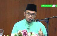 SS Dato Dr Asri-Adab Wanita Berkerjaya Keluar Bekerja