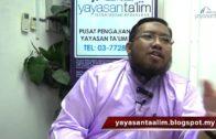 Yayasan Ta'lim: Kajian Perbandingan Agama [24-02-16]