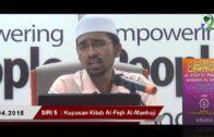 SIRI 5|| Al-Fiqh Al- Manhaji || DR ROZAIMI RAMLE