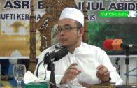 SS DATO' DR ASRI-Kategori Bidaah Yg Dinukilkan Dari IMAM SYAFIE