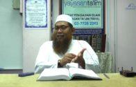 Yayasan Ta'lim: Adab-Adab Islam [01-03-18]