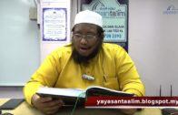 Yayasan Ta'lim: Adab-Adab Islam [10-11-16]