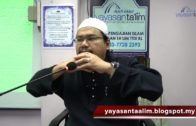 Yayasan Ta'lim: Al Iqna' (Taharah) [20-04-16]