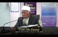 Yayasan Ta'lim: Aqidah ASWJ Manhaj Salaf [15-02-15]