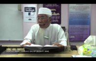 Yayasan Ta'lim: Aqidah ASWJ Manhaj Salaf [21-09-14]