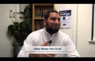 Yayasan Ta'lim: Aqidah First (Crying From The Fear Of Allah) [08-12-13]