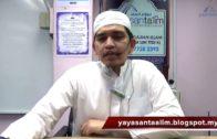Yayasan Ta'lim: Bertemu Jin – Kupasan Hadith Ibn Mas'ud [25-03-17]