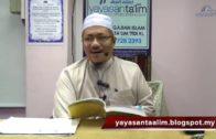 Yayasan Ta'lim: Celaan Terhadap Sifat Marah, Dendam & Hasad Dengki [10-01-16]