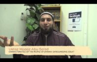 Yayasan Ta'lim: Characteristics Of The People Of Jannah (Safeguarding Solat) [08-09-13]