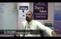 Yayasan Ta'lim: Fiqh For Beginners (Session 5) [27-07-13]