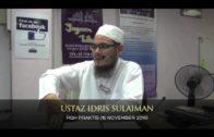 Yayasan Ta'lim: Fiqh Praktis [16-11-14]