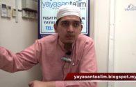 Yayasan Ta'lim: Fiqh Zikir & Doa [01-03-17]