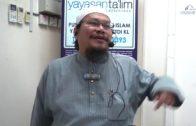 Yayasan Ta'lim: Fiqh Zikir & Doa [07-03-18]
