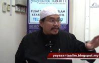 Yayasan Ta'lim: Fiqh Zikir & Doa [11-05-16]