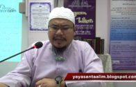 Yayasan Ta'lim: Fiqh Zikir & Doa [14-10-15]
