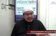Yayasan Ta'lim: Fiqh Zikir & Doa [18-05-16]