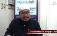Yayasan Ta'lim: Fiqh Zikir & Doa [20-04-16]