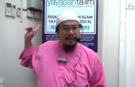Yayasan Ta'lim: Fiqh Zikir & Doa [21-03-18]
