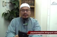Yayasan Ta'lim: Fiqh Zikir & Doa [21-10-15]