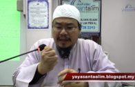 Yayasan Ta'lim: Fiqh Zikir & Doa [24-02-16]