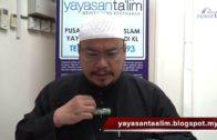 Yayasan Ta'lim: Fiqh Zikir & Doa [25-01-17]