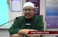 Yayasan Ta'lim: Fiqh Zikir & Doa [26-08-15]