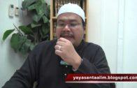 Yayasan Ta'lim: Fiqh Zikir & Doa [29-07-15]