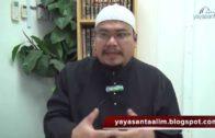 Yayasan Ta'lim: Fiqh Zikir & Doa [30-09-15]