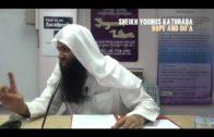 Yayasan Ta'lim: Hope And Du'a [10-11-13]